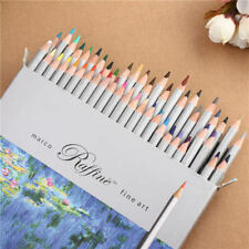 Marco Fine Color Art Drawing Oil Base Non-toxic Pencil Pen Set For Artist Sketch