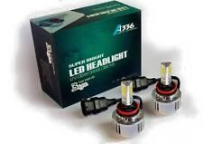 ALL-IN-ONE XENON 6000K HB5 9007 36W LED HEADLIGHT FOG LAMP KIT 6600 LUMEN HI/LO