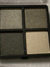 Ulta Beauty Eye Shadow Quad Shimmer Light green, olive, dark olive, cream