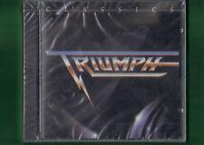 TRIUMPH - CLASSICS CD NUOVO SIGILLATO