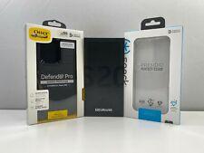 Samsung Galaxy S20 Ultra 5G SM-G988U 512GB 16GB Ram Black Unlocked Huge Bundle!