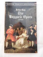 John Gay - The Beggar's Opera PB Dover Thrift Editions (1999)