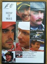 DVD Formula 1 How it Was