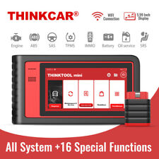 Automotive OBDII Scanner Bi-Directional Diagnostic Tools ECU Coding Programming