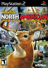 Cabela''s North American Adventures 2011 PS2 New Playstation 2