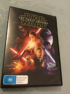 The Star Wars - Force Awakens (DVD, 2016)