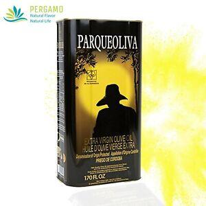 Parqueoliva  Extra Natives Olivenöl Säure 0,18 Öl Speise Oliven / 3L