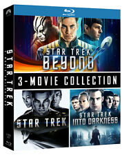 Star Trek/Star Trek Into Darkness/Star Trek Beyond (Box Set) [Blu-ray]