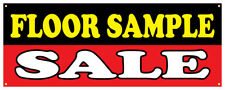 12 Floor Samples Sticker Sale Furniture Retail Store Outdoor Decal Sign