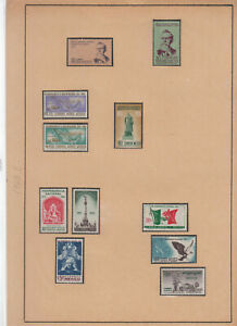 Postfrische Sammlung von 1960  - 1984, alles gescannt, sämtliche Blöcke dabei