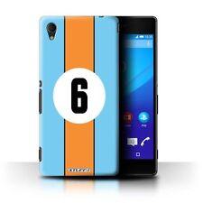 Étuis, housses et coques bleus Sony Xperia M pour téléphone mobile et assistant personnel (PDA) Sony