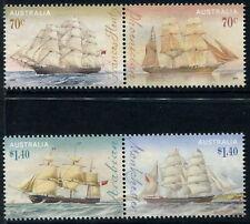 AUSTRALIA - 2015 'ERA OF SAIL - Clipper Ships' Set of 4 MNH SG4324-27 [B7141]