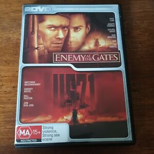 Enemy at the Gates + U-571 Double DVD