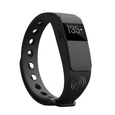 B-Ware NINETEC Smartfit F2HR Fitnesstracker Aktivitätsband Herzfrequenz Schwarz