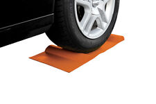 Park Right Car Mat -  Tire Wheel Chock Stops or Garage Curb Parking Aid