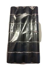 BLACK  --  Allary All Purpose 100% Polyester Sewing Thread lot--24pcs.