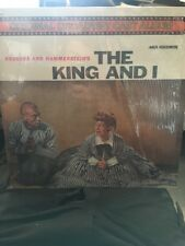 Rodgers and Hammerstein's The King and I Original Cast Vinyl Record Album