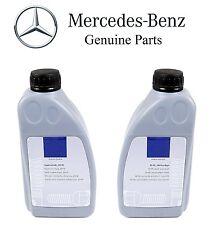 Mercedes W209 R170 R230 Set Of 2 Hydraulic System Fluids Genuine 000989910310
