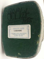 Lilliput Lane SIGNED Lakeside House England Collection Handmade UK Miniature