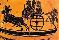 Br86147 athens national arch burlesque scene from a kabeiric greece postcard