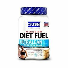 USN Diet Fuel Ultralean Weight Control Meal Replacement Powder 1kg CAFFE Latte