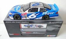 MARK MARTIN 2001 #6 PFIZER TEAM CALIBER PREFERRED 1:24 - FRESH FROM CASE