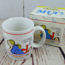 Vintage For Better or For Worse Coffee Mug Lynn Johnston Productions Inc 1991