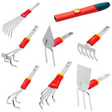 WOLF Garten Mini Garden Tool Heads Kit   8 Pcs