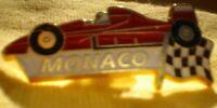 PIN ON BADGE BROOCH APPROX 4 CM .......MONACO......