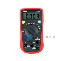 UNI-T UT136B Digital Multimeter DC/AC V/A Cap Frequency Res Diode Tester