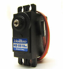 HoBao 1/8 Hyper 7 SS  HB-5518mg Throttle/Brake/Steering metal gear SERVO TQ OFNA