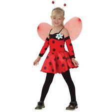 Déguisements costumes rouge pour fille, taille 7 - 8 ans