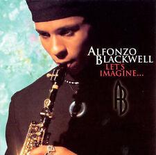 Blackwell, Alfonzo: Let's Imagine  Audio CD