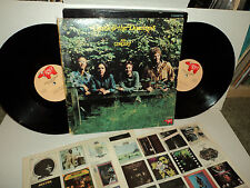 DEREK & THE DOMINOS - IN CONCERT - ERIC CLAPTON - 2 LP RSO GATEFOLD SO 8800 VG+