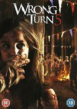 Wrong Turn 5: Bloodlines (DVD) Roxanne McKee, Doug Bradley, Camilla Arfwedson