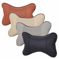 Car Auto Seat Head Neck Rest Pillow Cushion Pad HeadRest Pillow Bone Pad KV