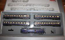 Märklin 4228 Wagenset Rheingold  5teilig Spur H0 OVP