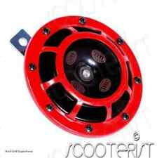 Hella Supertone Red Grill Horn Car Bike Scooter Boat Truck New 12V