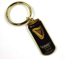 Guinness Bier USA Schlüsselanhänger Dose mit Harfe Logo