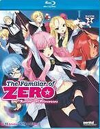 FAMILIAR OF ZERO: RONDO OF PRINCESSES - BLU RAY - Region A - Sealed
