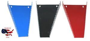 16 Wrench Holder Organizer Storage Rack Tray Toolbox Sorter Wall JSP Brand