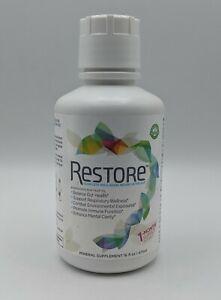 RESTORE Complete WellBeing GUT HEALTH Digestive Health Immunity 16 fl oz 1 Month