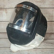 Leon Paul Fencing Mask Size Medium with  Neck Cover and Eye Visor