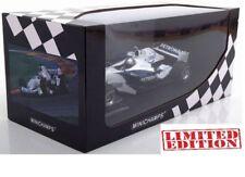 BMW Sauber F1 C24B Sebastian Vettel Valencia 2006 Minichamps LimEd 1:18 NEU/OVP