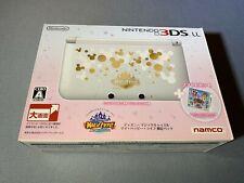 Nintendo 3DS LL Disney Magic Castle In Box Excellent