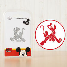 Official Disney panorama Plutón morir de la gama Vintage Mickey Mouse Y Sus Amigos