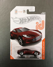 Hot Wheels Id Aston Martin One-77 Uniquely Identifiable Vehicles Free Shipping.