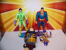 DC Universe Classics DC Super Powers Kalibak Superman Mr Mxyzptlk Riddler