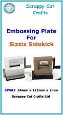 Embossing Pad for Sidekick Die Cutting Machine by Scrappy Cat  : SPSK2