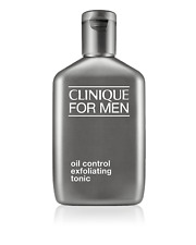 Clinique For Men Oil Control Exfoliating Tonic 6.7 oz / 200 ml NEW FRESH